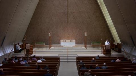 Thumbnail for entry Kramer Chapel Sermon - May 11, 2018