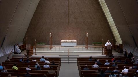 Thumbnail for entry Kramer Chapel Sermon - May 03, 2018