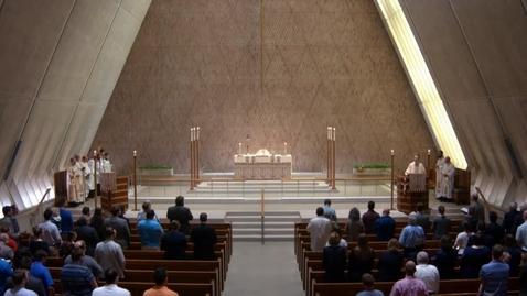 Thumbnail for entry Kramer Chapel Sermon - May 16, 2018