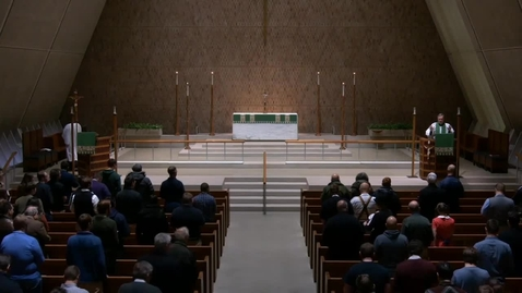Thumbnail for entry Kramer Chapel Sermon - Tuesday, November 27, 2018