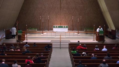 Thumbnail for entry Kramer Chapel Sermon - Tuesday, February 05, 2019