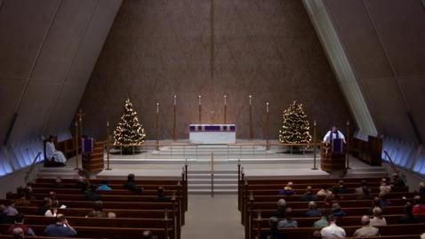 Thumbnail for entry Kramer Chapel Sermon - December 15, 2017