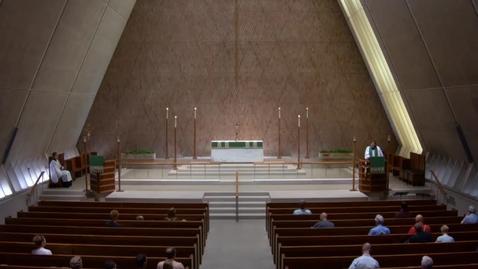 Thumbnail for entry Kramer Chapel Sermon - Friday, July 06, 2018
