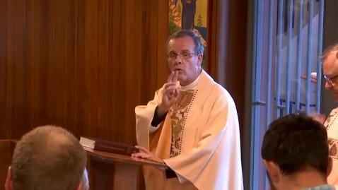 Thumbnail for entry Kramer Chapel Sermon - Wednesday, May 30, 2018