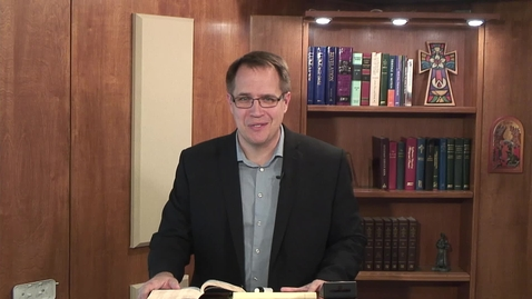 Thumbnail for entry Lectionary Podcast - Advent 4 - Series B - Old Testament with Prof. Ryan Tietz