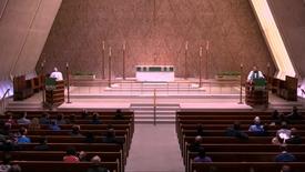 Thumbnail for entry Kramer Chapel Sermon - Friday, February 22, 2019