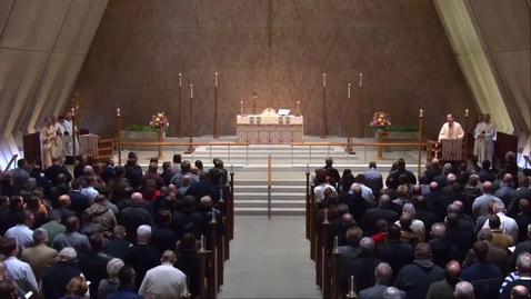 Thumbnail for entry Kramer Chapel Sermon - Wednesday, January 16, 2019