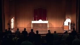 Thumbnail for entry Kramer Chapel Sermon - Wednesday, August 15, 2018