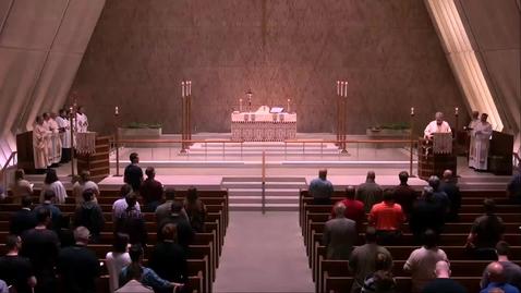 Thumbnail for entry Kramer Chapel Sermon - Tuesday, April 23, 2019
