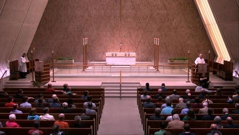 Thumbnail for entry Kramer Chapel Sermon - Thursday, May 16, 2019