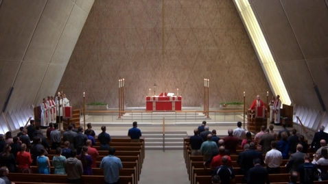 Thumbnail for entry Kramer Chapel Sermon - May 01, 2018