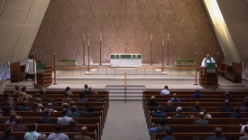 Thumbnail for entry Kramer Chapel Sermon - Tuesday, October 16, 2018