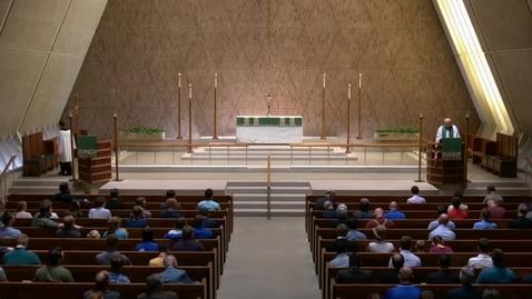 Thumbnail for entry Kramer Chapel Sermon - Monday, September 17, 2018