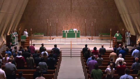 Thumbnail for entry Kramer Chapel Sermon - Wednesday, February 06, 2019