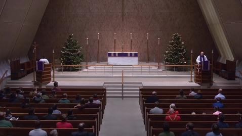 Thumbnail for entry Kramer Chapel Sermon - Monday, December 10, 2018