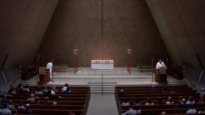 Kramer Chapel Sermon - May 14, 2018