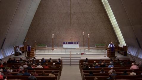 Thumbnail for entry Kramer Chapel Sermon - February 16, 2018