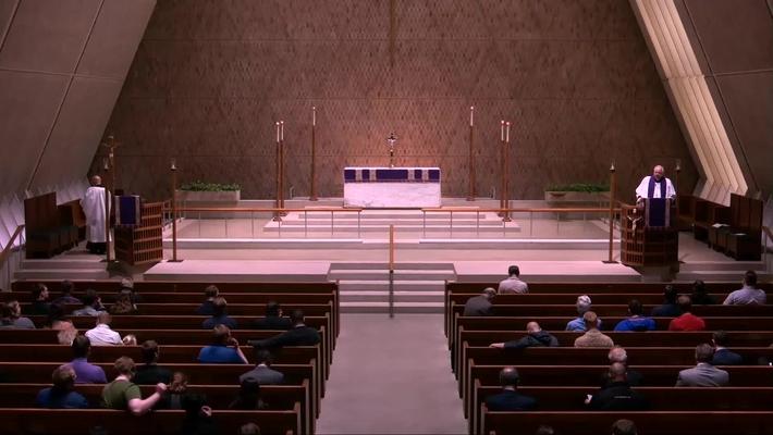 Kramer Chapel Sermon - Friday, April 12, 2019