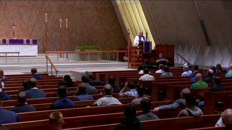 Thumbnail for entry Kramer Chapel Sermon - Thursday, April 04, 2019
