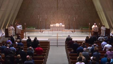 Thumbnail for entry Kramer Chapel Sermon - Thursday, January 24, 2019