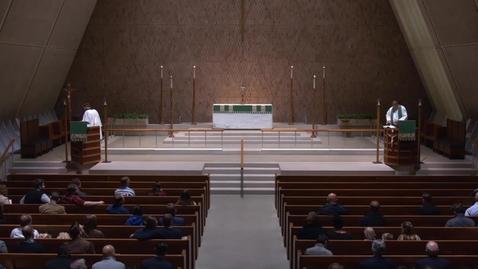 Thumbnail for entry Kramer Chapel Sermon - Monday, October 15, 2018