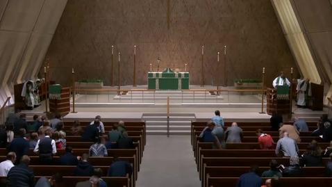 Thumbnail for entry Kramer Chapel Sermon - Wednesday, November 07, 2018