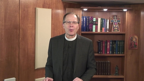 Thumbnail for entry Lectionary Podcast - Advent 3 - Series B - Epistle with Dr. Charles Gieschen