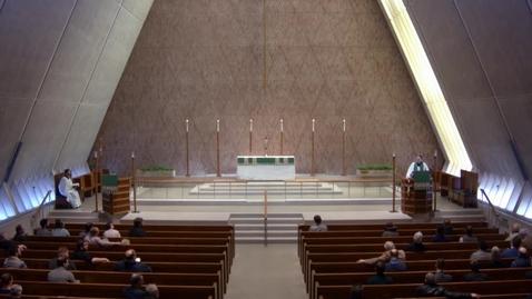 Thumbnail for entry Kramer Chapel Sermon - February 13, 2018