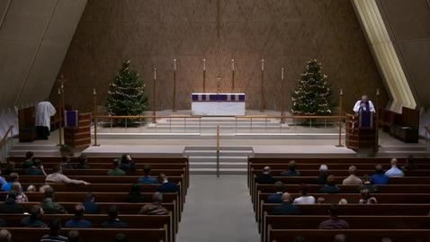 Thumbnail for entry Kramer Chapel Sermon - Monday, December 03, 2018