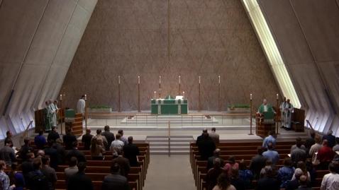 Thumbnail for entry Kramer Chapel Sermon - January 31, 2018