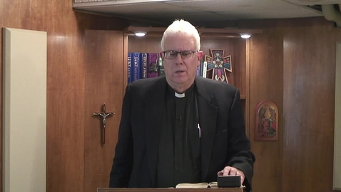 Thumbnail for entry Lectionary Podcast - Epiphany 2 - Series C - Epistle - with Dr. John Nordling