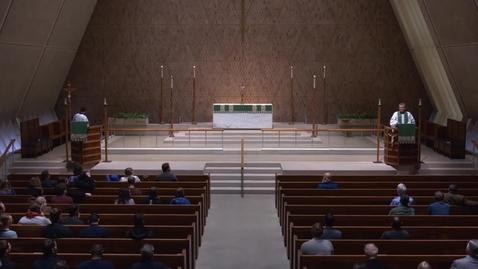 Thumbnail for entry Kramer Chapel Sermon - Thursday. November 29, 2018