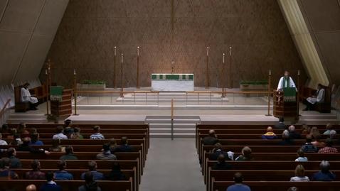 Thumbnail for entry Kramer Chapel Sermon - Friday, November 09, 2018