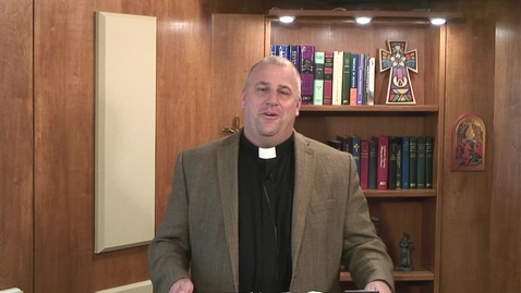 Thumbnail for entry Lectionary Podcast-Lent 2-Series B-Epistle-with Dr. Peter Scaer