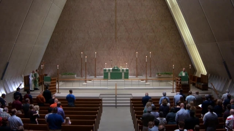 Thumbnail for entry Kramer Chapel Sermon - Wednesday, July 11, 2018