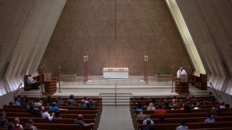 Thumbnail for entry Kramer Chapel Sermon - May 04, 2018