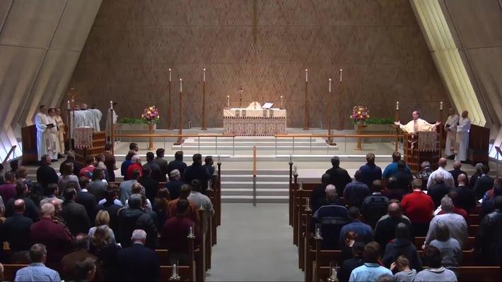 Kramer Chapel Sermon - Friday, January 18, 2019