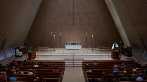 Thumbnail for entry Kramer Chapel Sermon - October 27, 2017