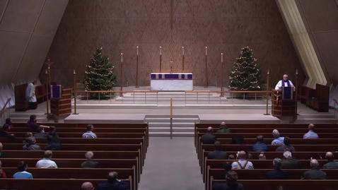 Thumbnail for entry Kramer Chapel Sermon - Thursday. December 06, 2018
