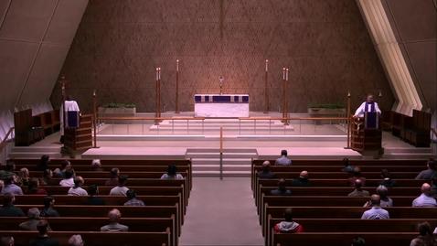 Thumbnail for entry Kramer Chapel Sermon - Monday, April 08, 2019