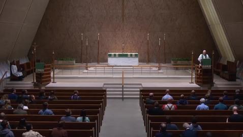 Thumbnail for entry Kramer Chapel Sermon - Thursday. October 04, 2018