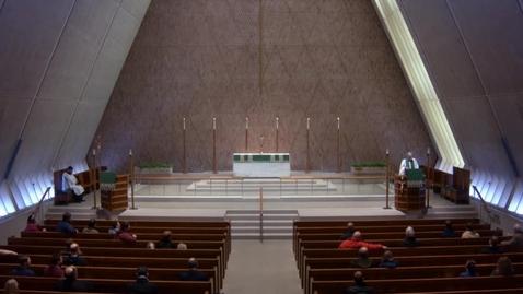 Thumbnail for entry Kramer Chapel Sermon - February 08, 2018
