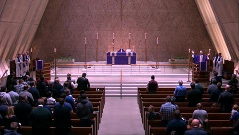 Thumbnail for entry Kramer Chapel Sermon - Wednesday, December 04, 2019