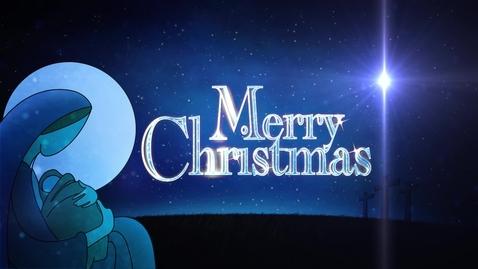 Thumbnail for entry Christmas Greetings From President Rast - 2018