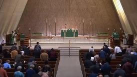 Thumbnail for entry Kramer Chapel Sermon - Wednesday, October 17, 2018