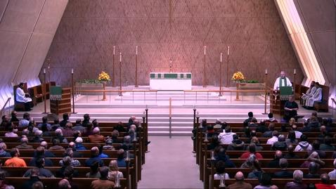 Thumbnail for entry Kramer Chapel Sermon - Tuesday, November 12, 2019