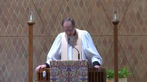 Thumbnail for entry Kramer Chapel Sermon - April 24, 2018