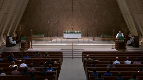 Thumbnail for entry Kramer Chapel Sermon - Friday, October 05, 2018