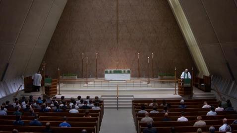 Thumbnail for entry Kramer Chapel Sermon - Tuesday, June 26, 2018
