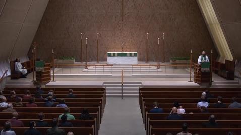 Thumbnail for entry Kramer Chapel Sermon - Thursday. November 08, 2018